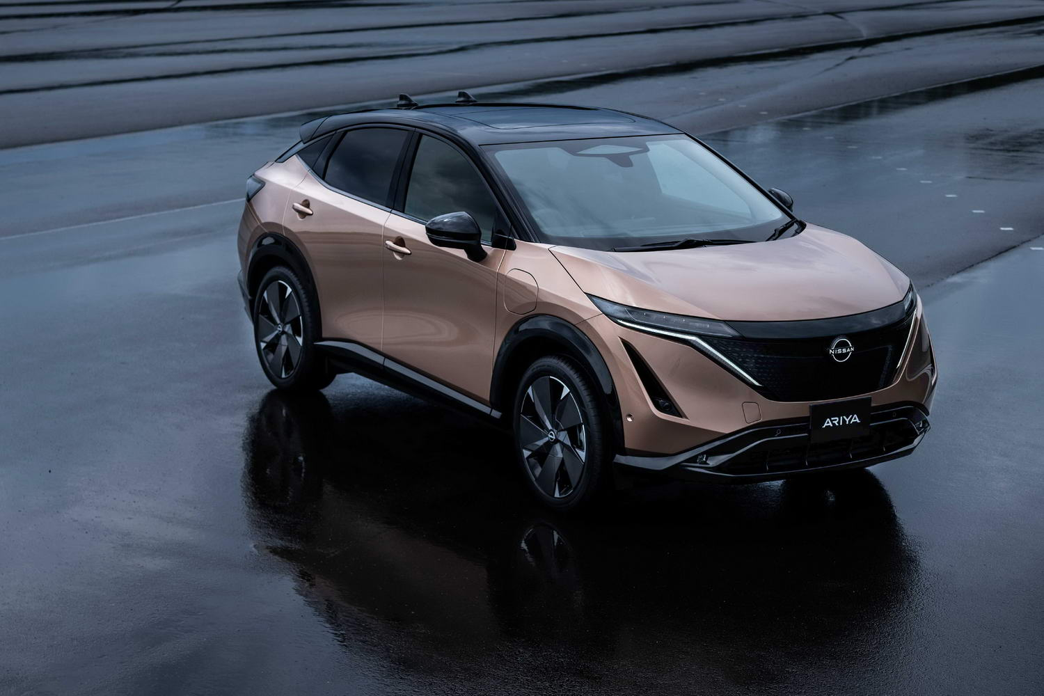 Car News | Nissan Ariya is new electric coupe-crossover | CompleteCar.ie