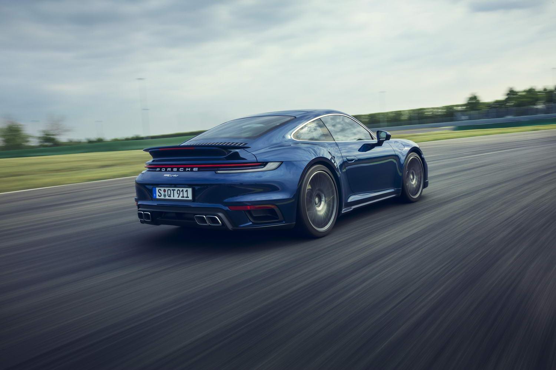 Car News | 'Entry-level' Porsche 911 Turbo gets 580hp | CompleteCar.ie