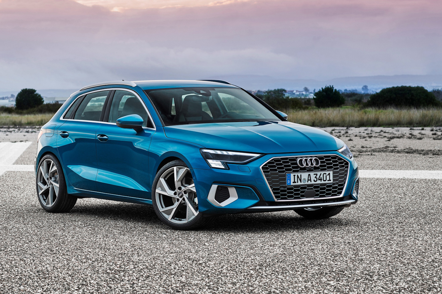 Car News | New Audi A3 arrives in Ireland | CompleteCar.ie