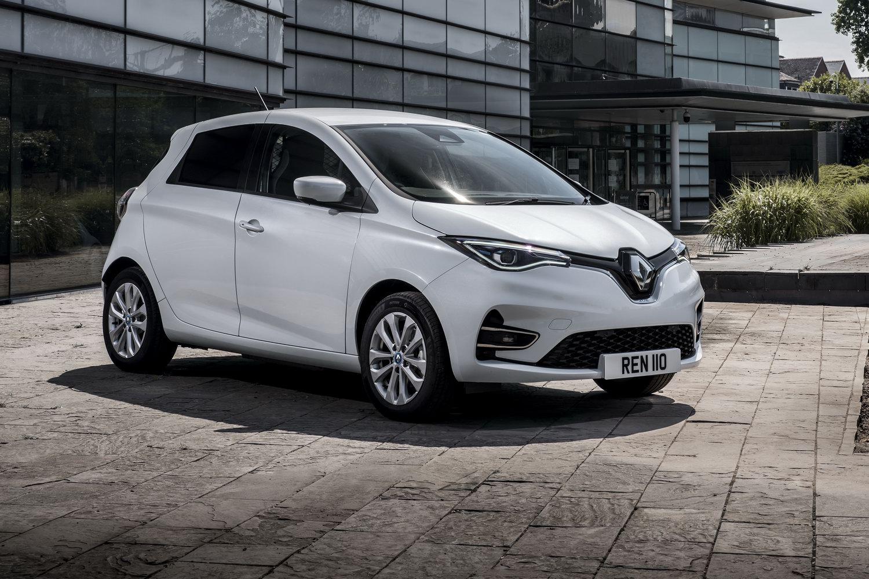Car News | Renault launches electric Zoe van | CompleteCar.ie
