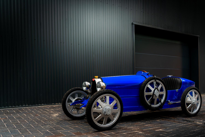 Car News | Bugatti Baby: The kids' Bugatti is back | CompleteCar.ie