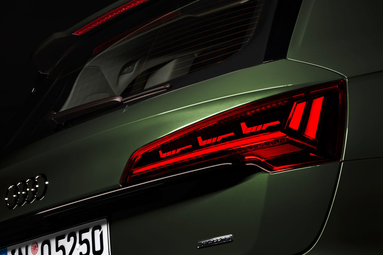 Car News | Audi Q5 to get OLED rear lights | CompleteCar.ie