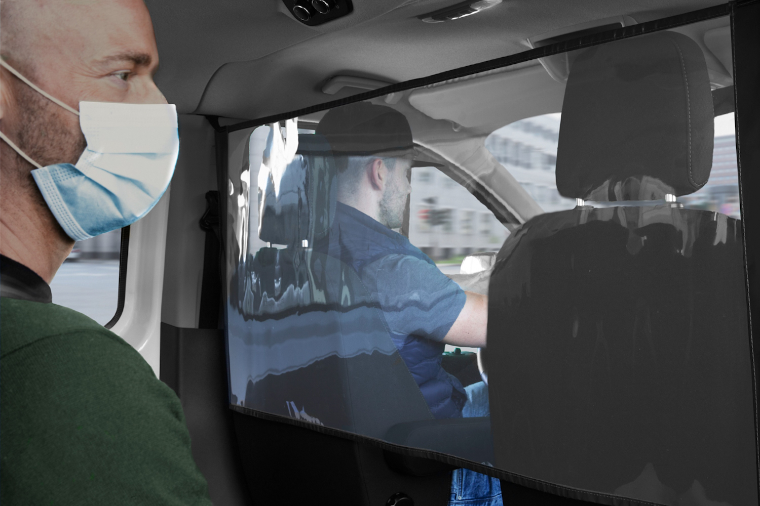 Car News | Ford offers plastic screens for Transit models | CompleteCar.ie
