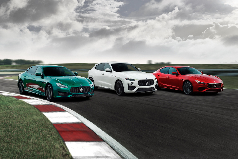 Car News   Maserati Ghibli and Quattroporte  Trofeo models   CompleteCar.ie