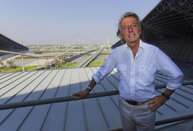 Car News | Space calls Montezemolo | CompleteCar.ie