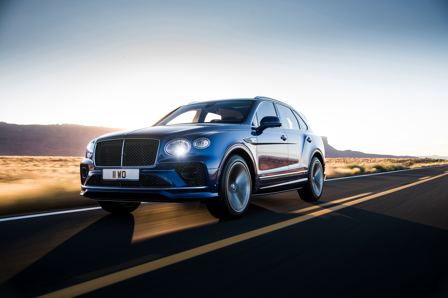 Car News | New Bentley Bentayga Speed gets W12 engine