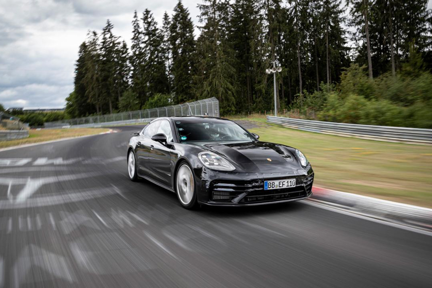 Car News | Updated Porsche Panamera revealed | CompleteCar.ie