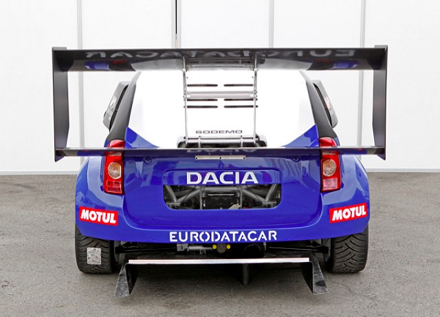 Car News | Dacia Duster racer revealed | CompleteCar.ie