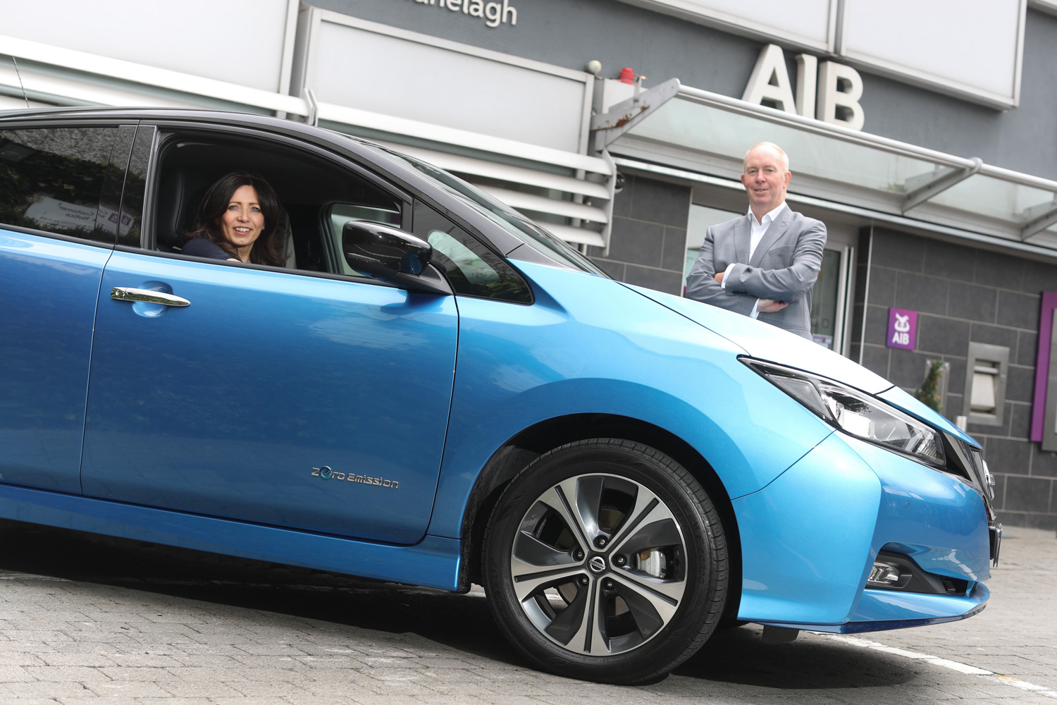 Car News | Nissan and AIB offering 0% EV loans | CompleteCar.ie