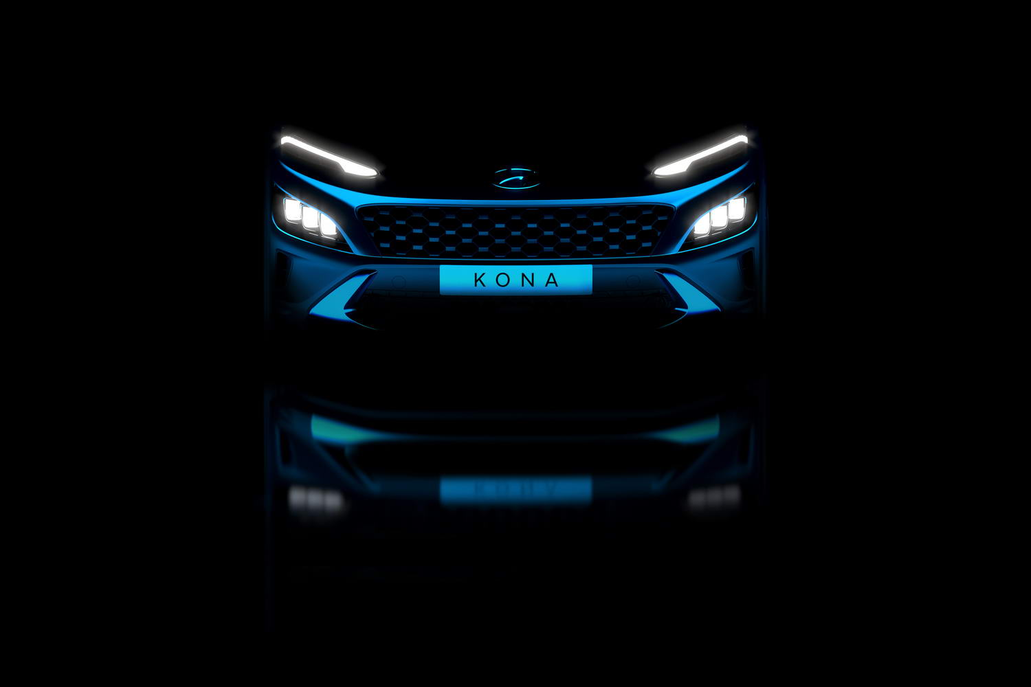 Car News | Hyundai gets ready to update the Kona | CompleteCar.ie