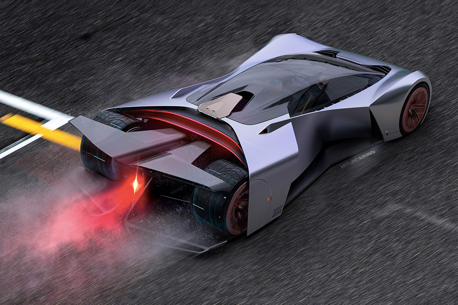 Car News | Ford shows off Team Fordzilla P1 virtual racer | CompleteCar.ie
