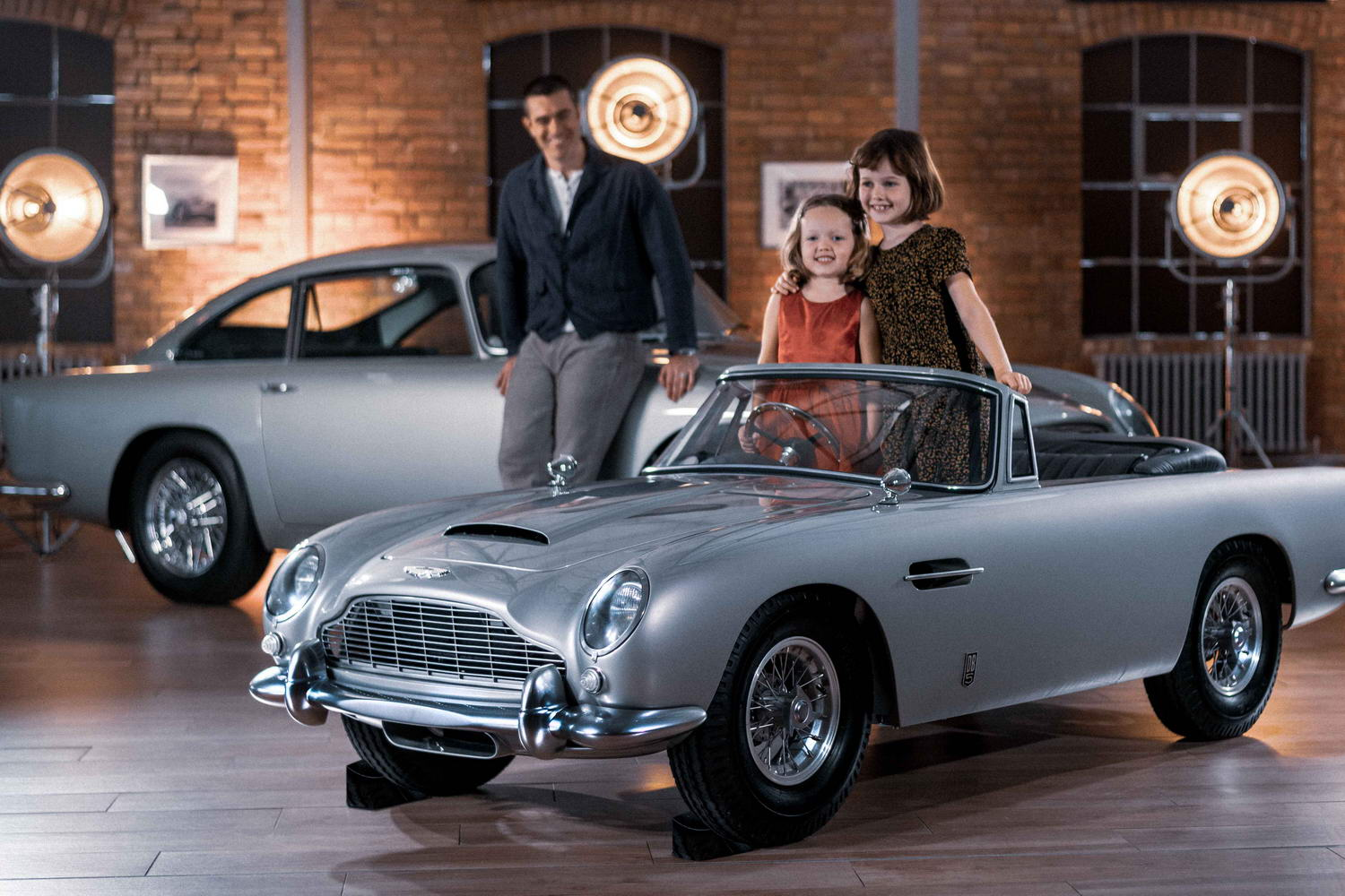 Car News | Aston miniaturises and electrifies DB5 | CompleteCar.ie