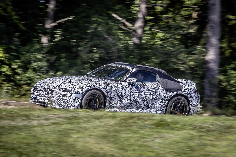 Car News | Mercedes confirms sixth-gen SL | CompleteCar.ie
