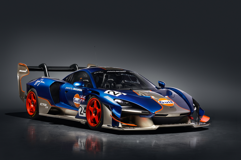 Car News | McLaren Senna GTR LM celebrates Le Mans anniversary | CompleteCar.ie
