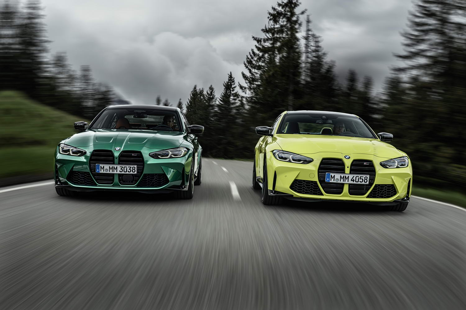 Car News | All-new 2021 BMW M3 and M4 get 510hp | CompleteCar.ie