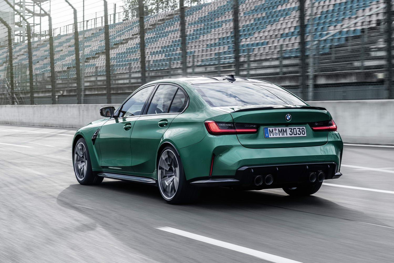 Car News | 2021 BMW M3 Saloon image gallery | CompleteCar.ie