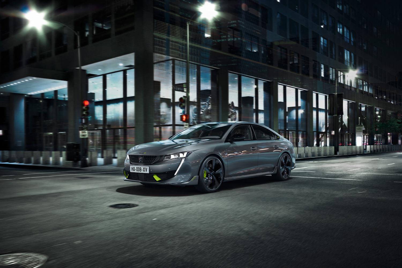 Car News | 508 Peugeot Sport Engineered unveiled