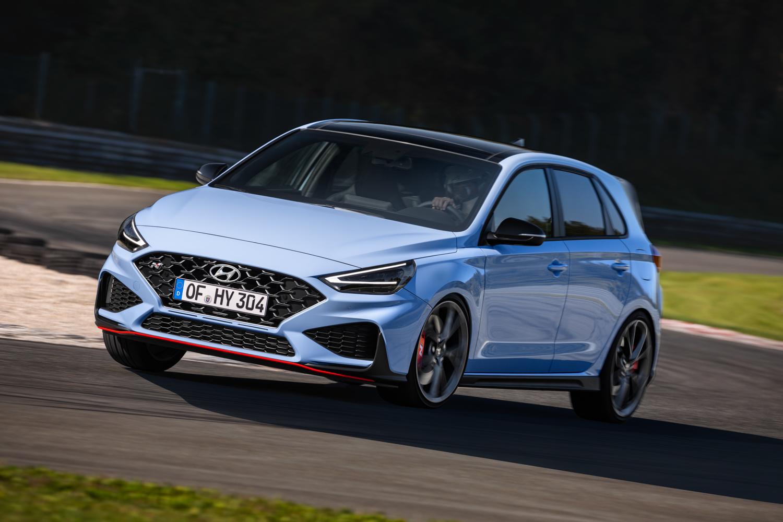 Car News | New Hyundai i30 N arrives