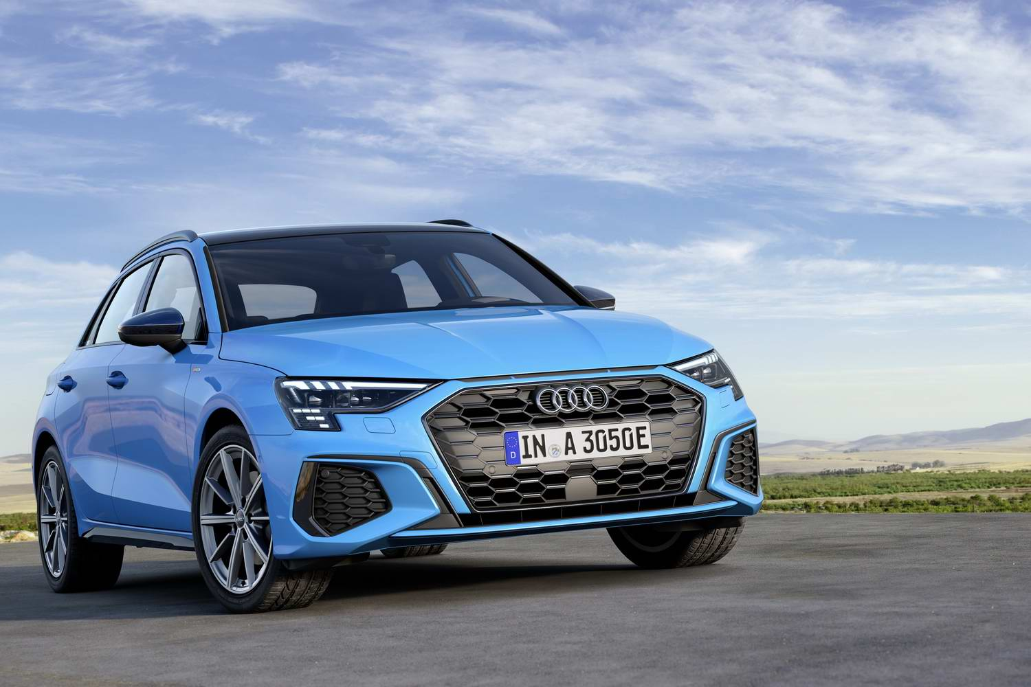 Car News | New Audi A3 TFSI-e goes 67km on its battery | CompleteCar.ie