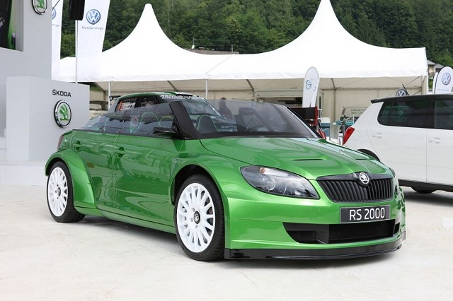 Car News | Extreme Skoda roadster revealed | CompleteCar.ie
