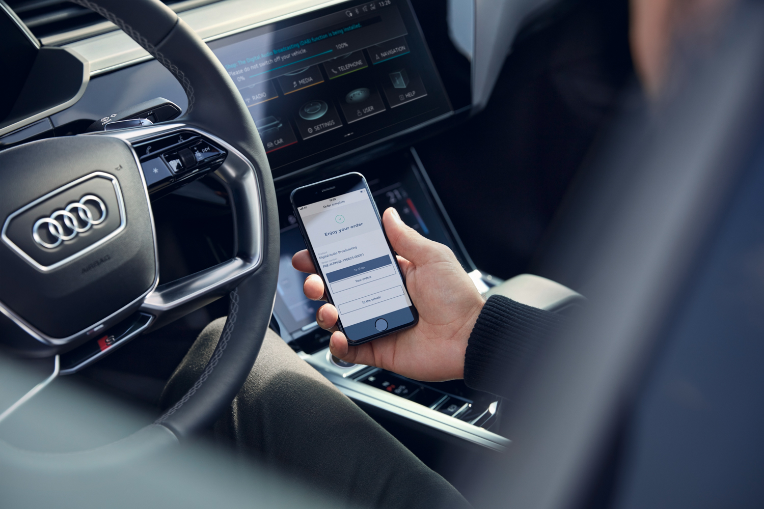 Car News | Audi moving into 'functions on demand' | CompleteCar.ie
