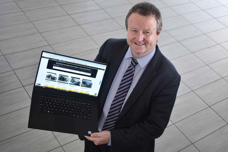 Car News | Irish car buyers move online | CompleteCar.ie