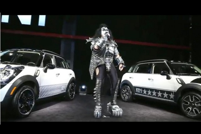 Car News | KISS and MINI tie-up | CompleteCar.ie