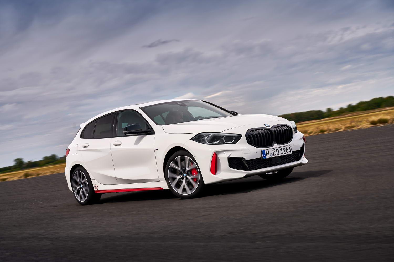 Car News | BMW reveals focused 128ti hot hatch | CompleteCar.ie