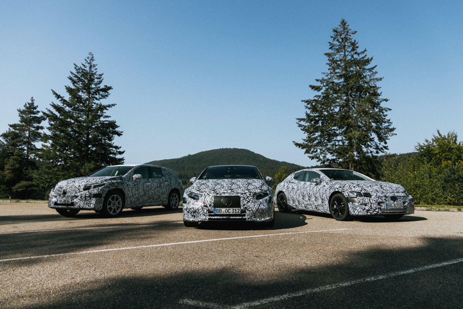 Car News | Mercedes confirms SUV versions of electric saloons | CompleteCar.ie