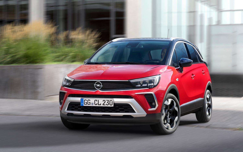 Car News | Opel updates the Crossland | CompleteCar.ie