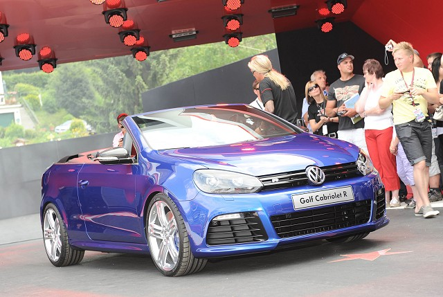 Car News | Open-topped Golf R previewed | CompleteCar.ie