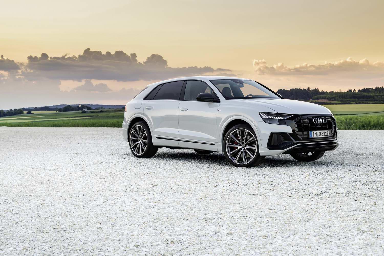 Car News | Audi Q8 gets plug-in hybrid option | CompleteCar.ie
