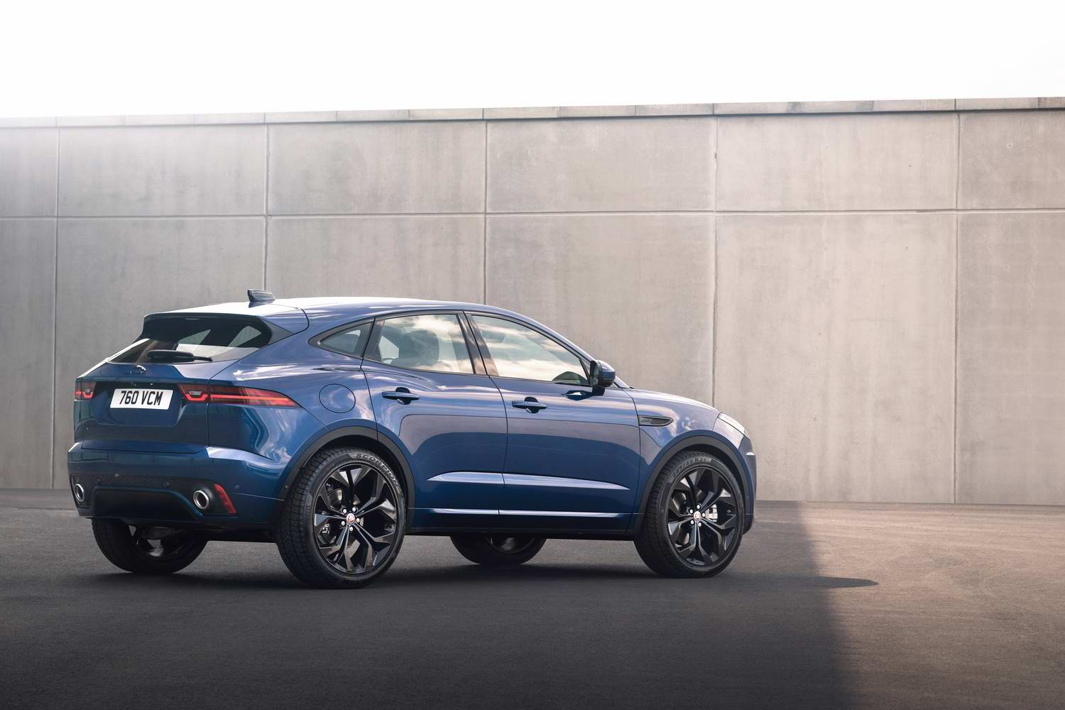 Car News | Jaguar E-Pace gets 2021 update | CompleteCar.ie