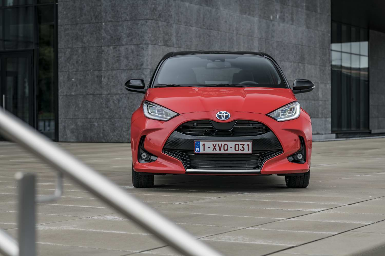 Car News   Toyota Yaris hybrid arrives in Ireland   CompleteCar.ie