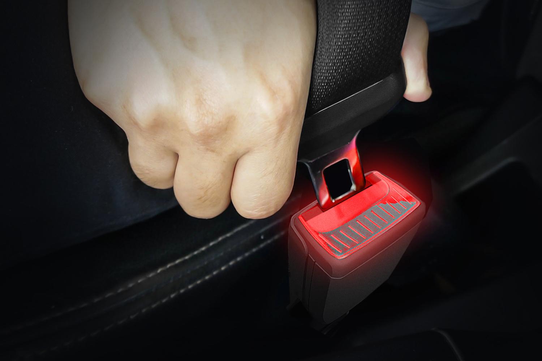Car News | Skoda develops a light-up seatbelt | CompleteCar.ie