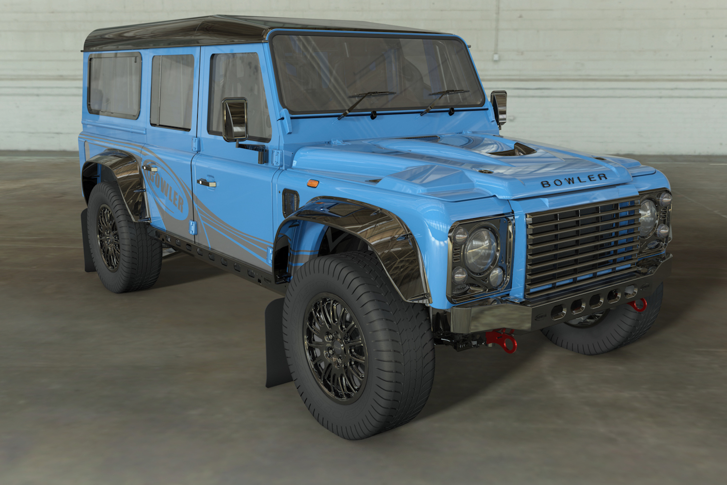 Car News | Land Rover gives permission for Defender recreations | CompleteCar.ie