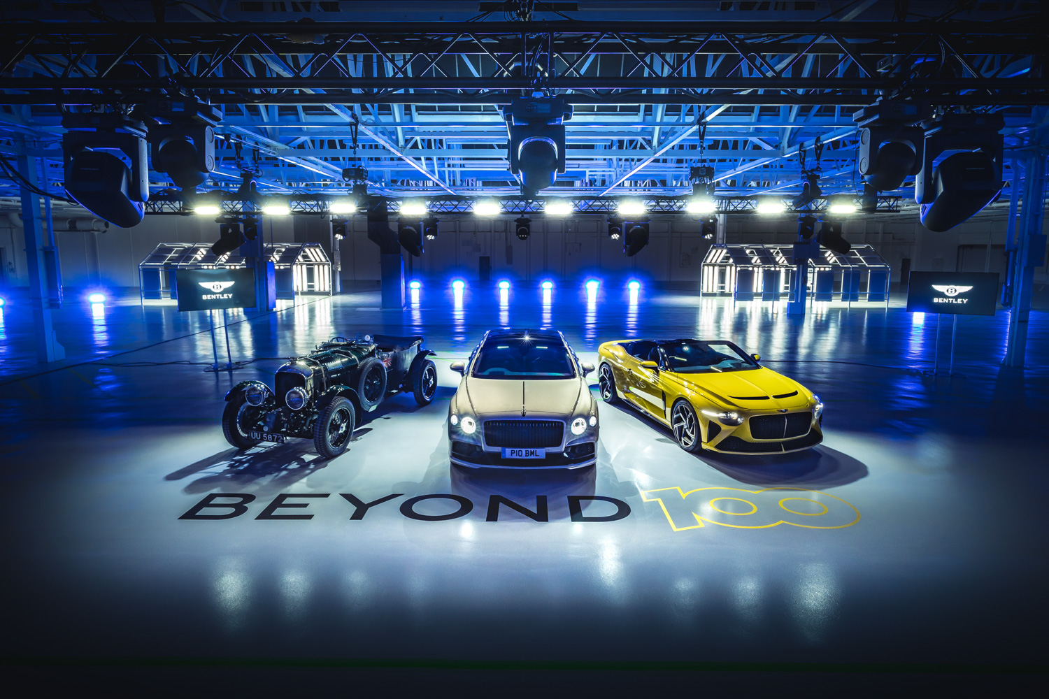 Car News | Bentley promises a fully-electric future | CompleteCar.ie