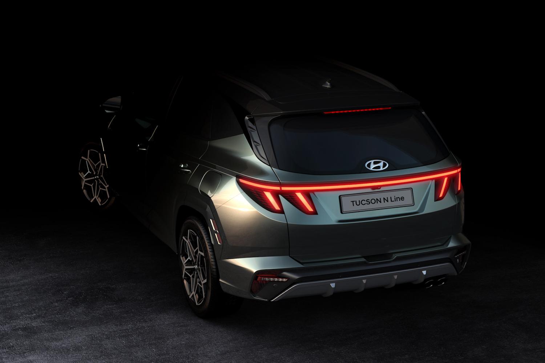Car News | Hyundai shows off N-Line Tucson | CompleteCar.ie