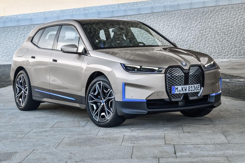 Car News | BMW iX SUV previews electric future | CompleteCar.ie