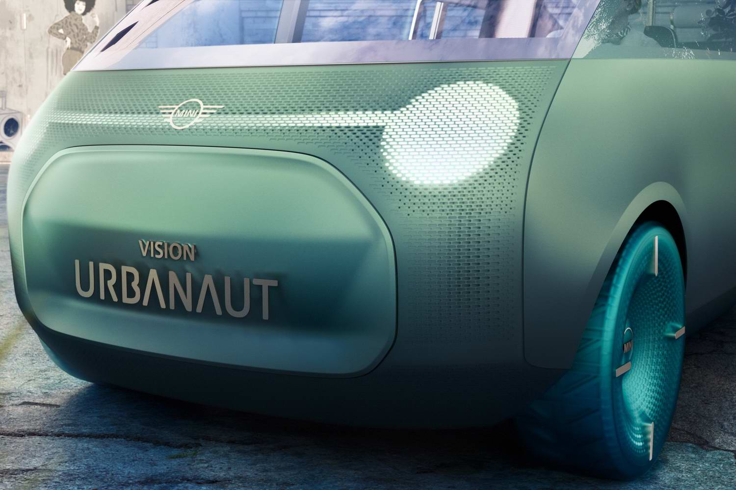 Car News | MINI presents new Urbanaut concept | CompleteCar.ie