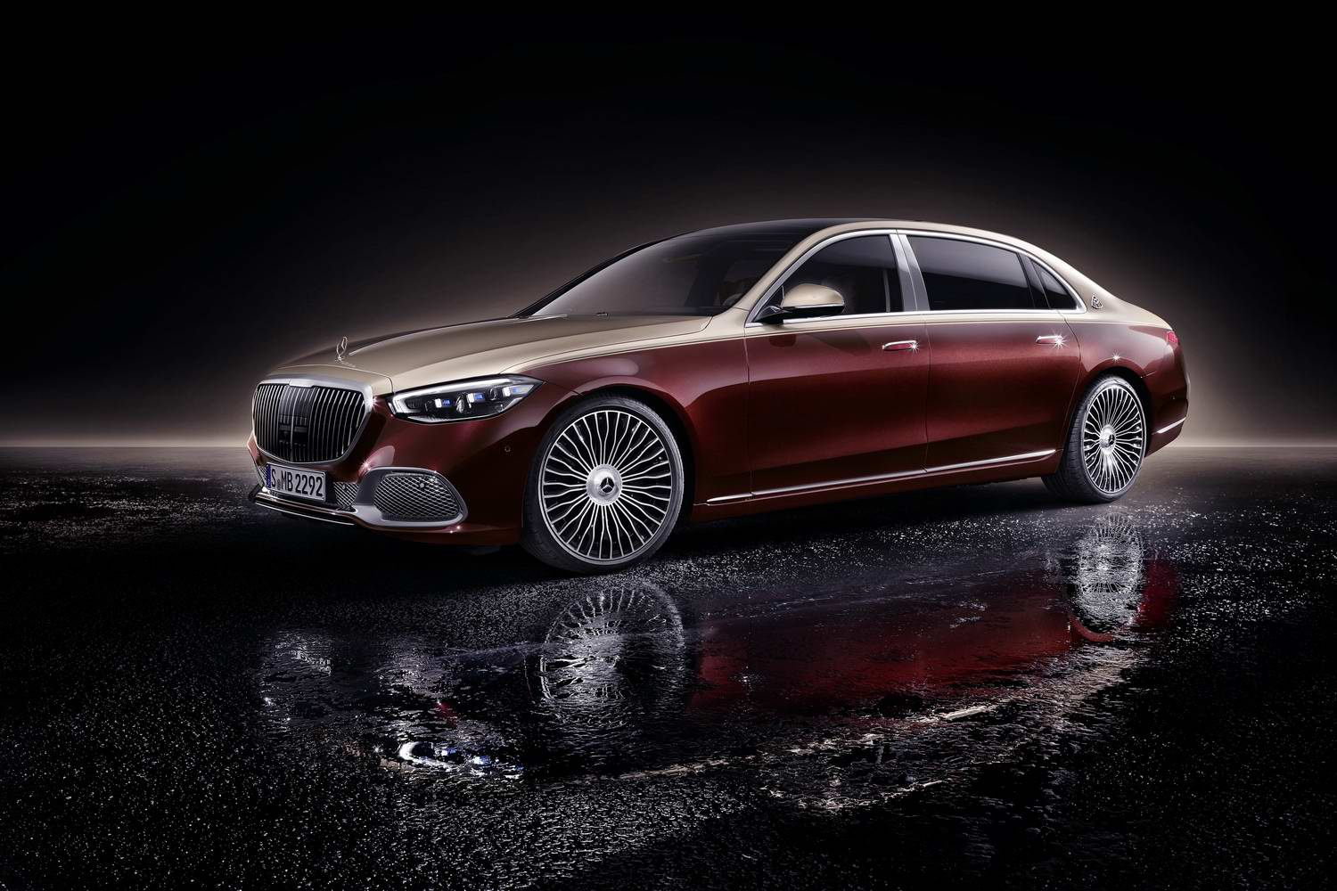 Car News | New Mercedes-Maybach S-Class unveiled | CompleteCar.ie