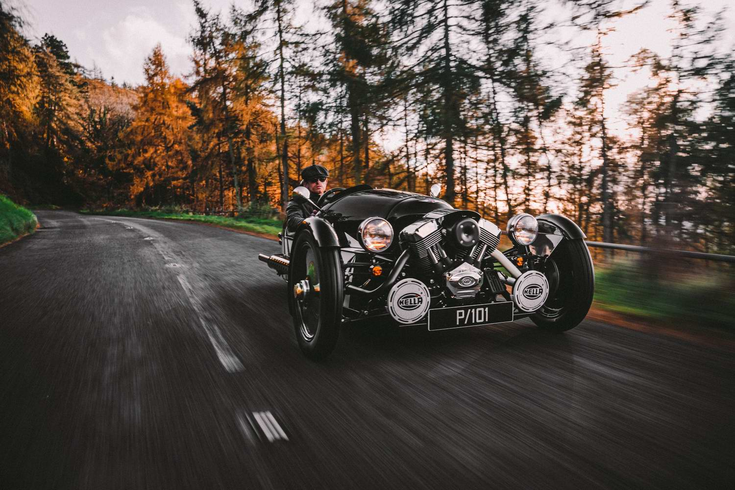 Car News | Morgan makes special run-out 3 Wheeler | CompleteCar.ie