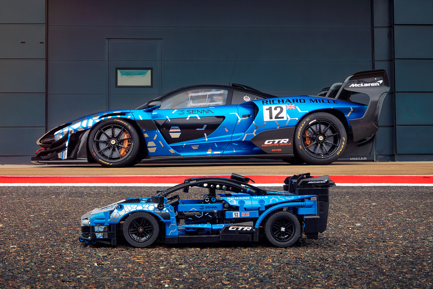 Car News | Lego renders McLaren Senna GTR in brick form | CompleteCar.ie