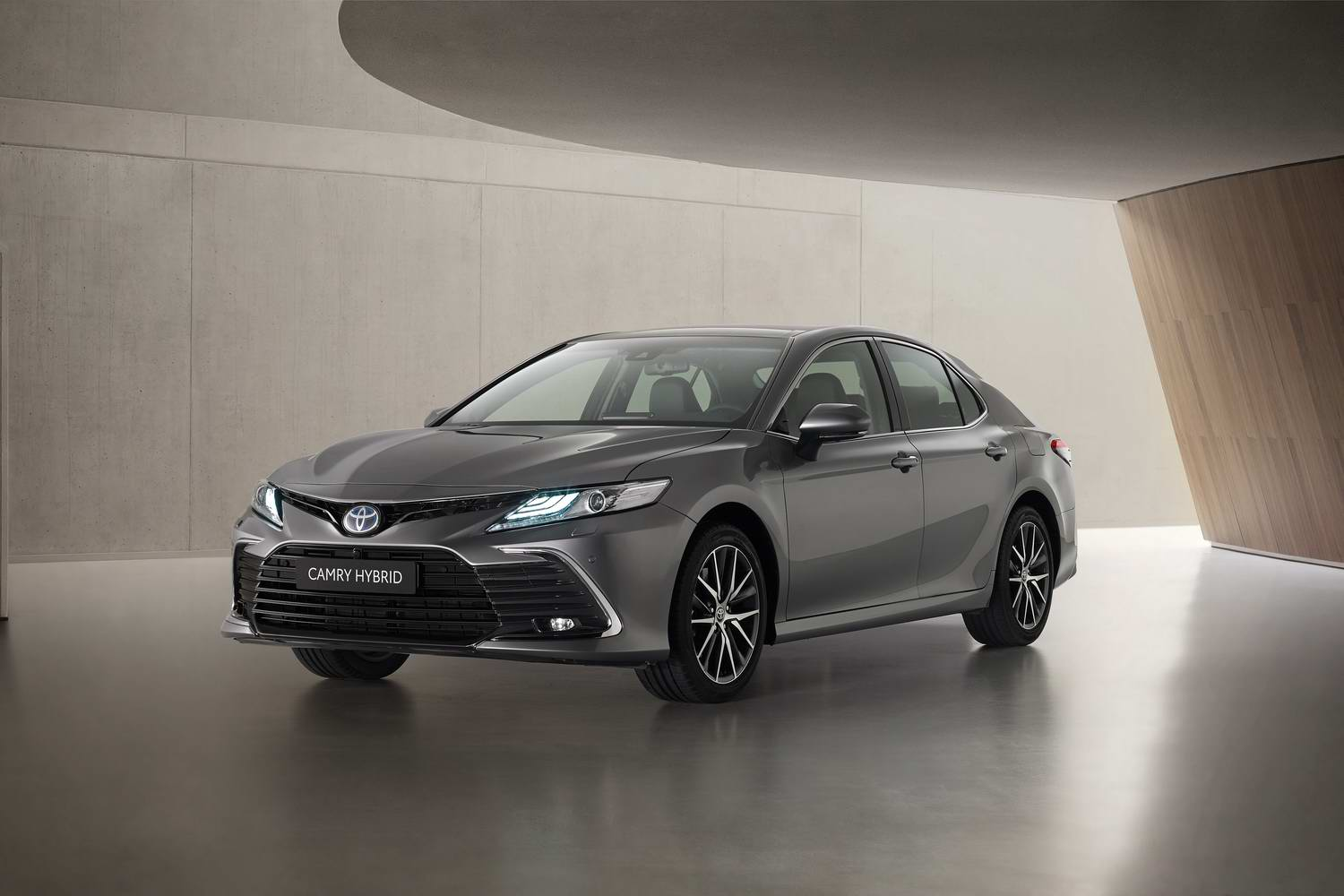 Car News | Toyota Camry updated with new styling | CompleteCar.ie