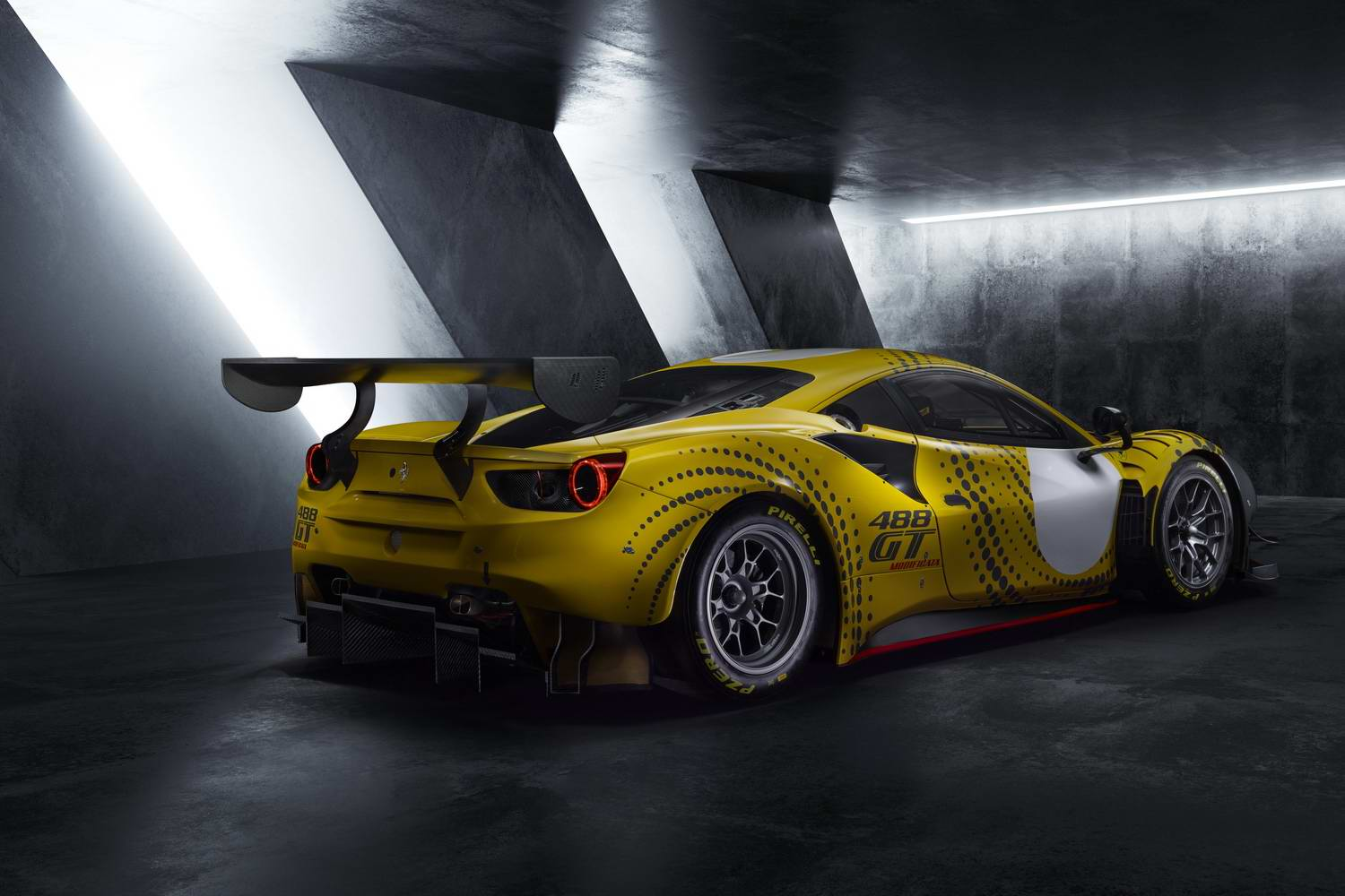 Car News | Ferrari reveals 488 Modificata | CompleteCar.ie