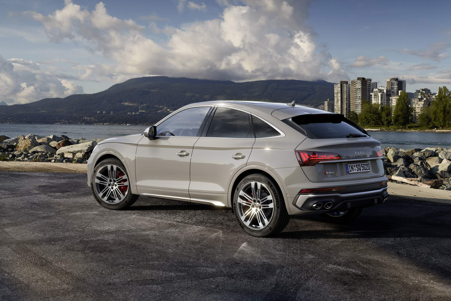 Car News | Audi gives us more Q5 Sportback details | CompleteCar.ie