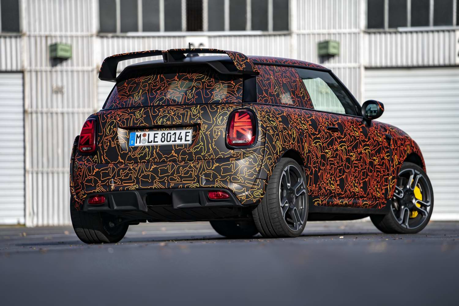 Car News | Electric MINI hot hatch incoming | CompleteCar.ie