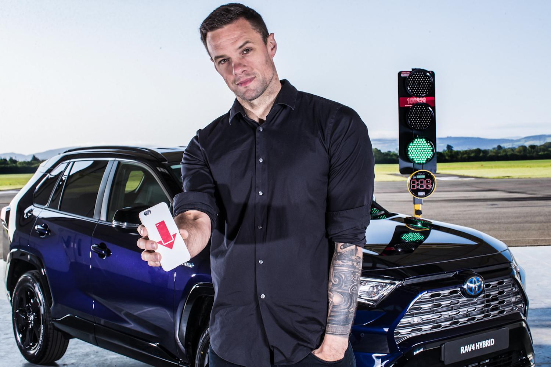 Car News | Toyota Face It Down app hits 30 million kilometres | CompleteCar.ie