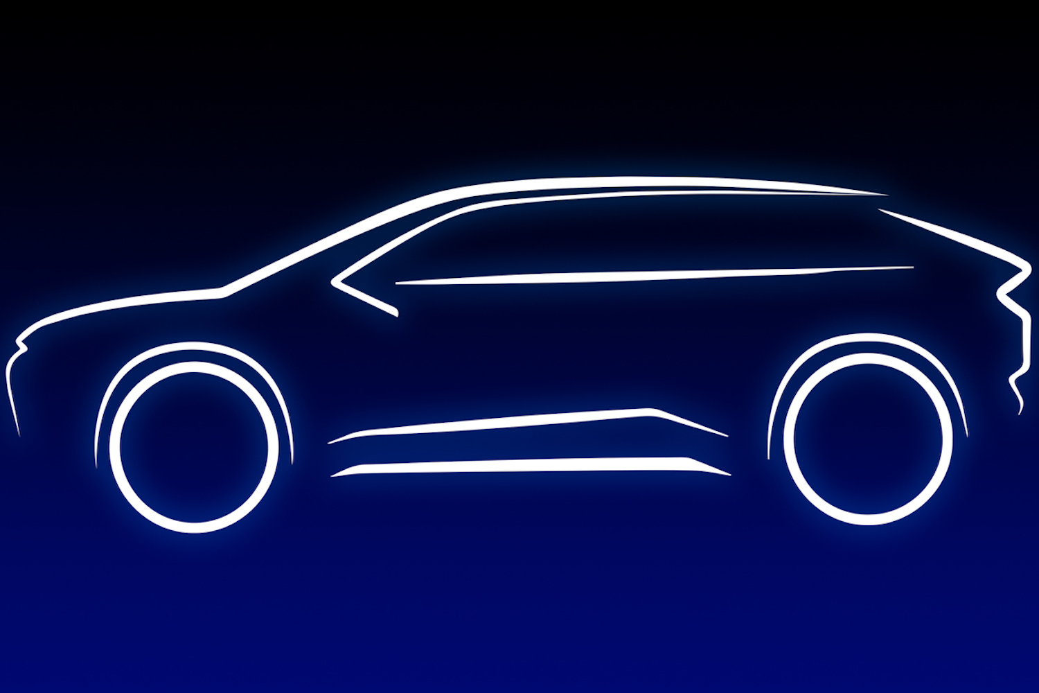 Car News | Toyota teases its first electric SUV | CompleteCar.ie