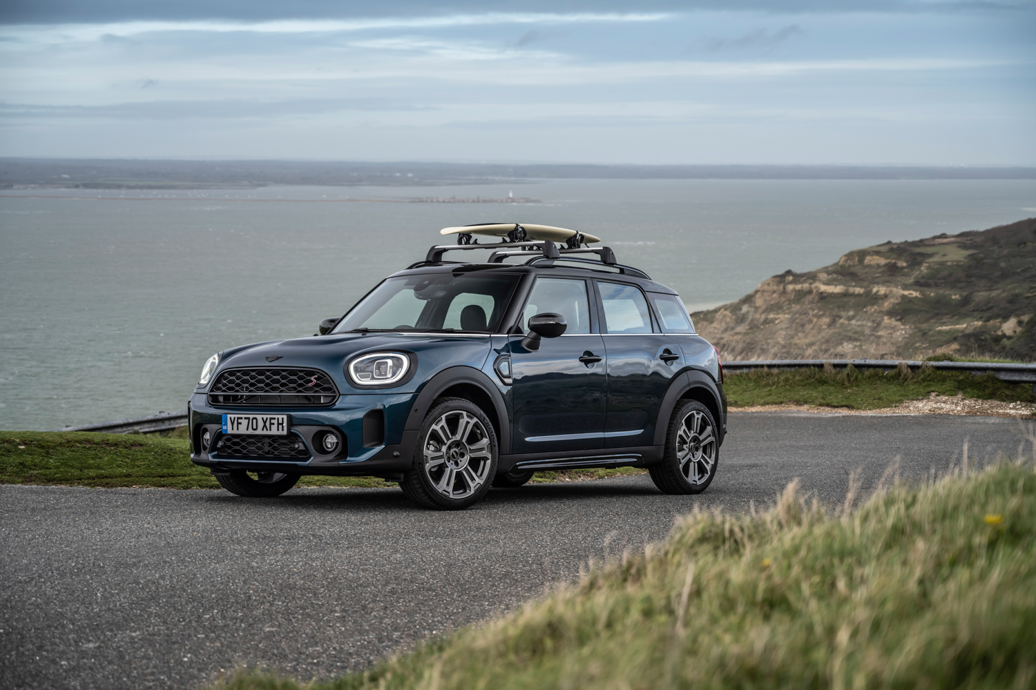 Car News | MINI Countryman hits the Boardwalk | CompleteCar.ie